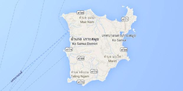 Koh Samui Informations Koh Samui Web